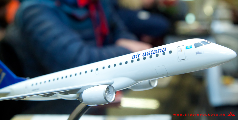 Сюрприз для пассажиров рейса «Екатеринбург-Астана»